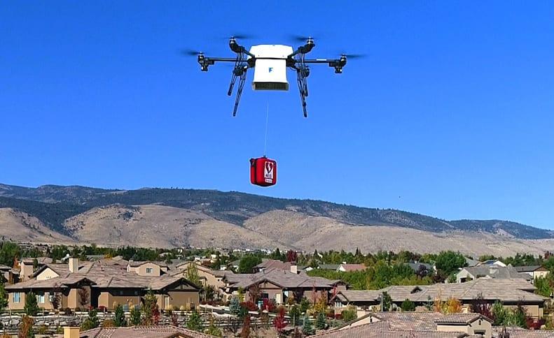 Mengenal Delivery Drone untuk Keperluan Komersial di Indonesia